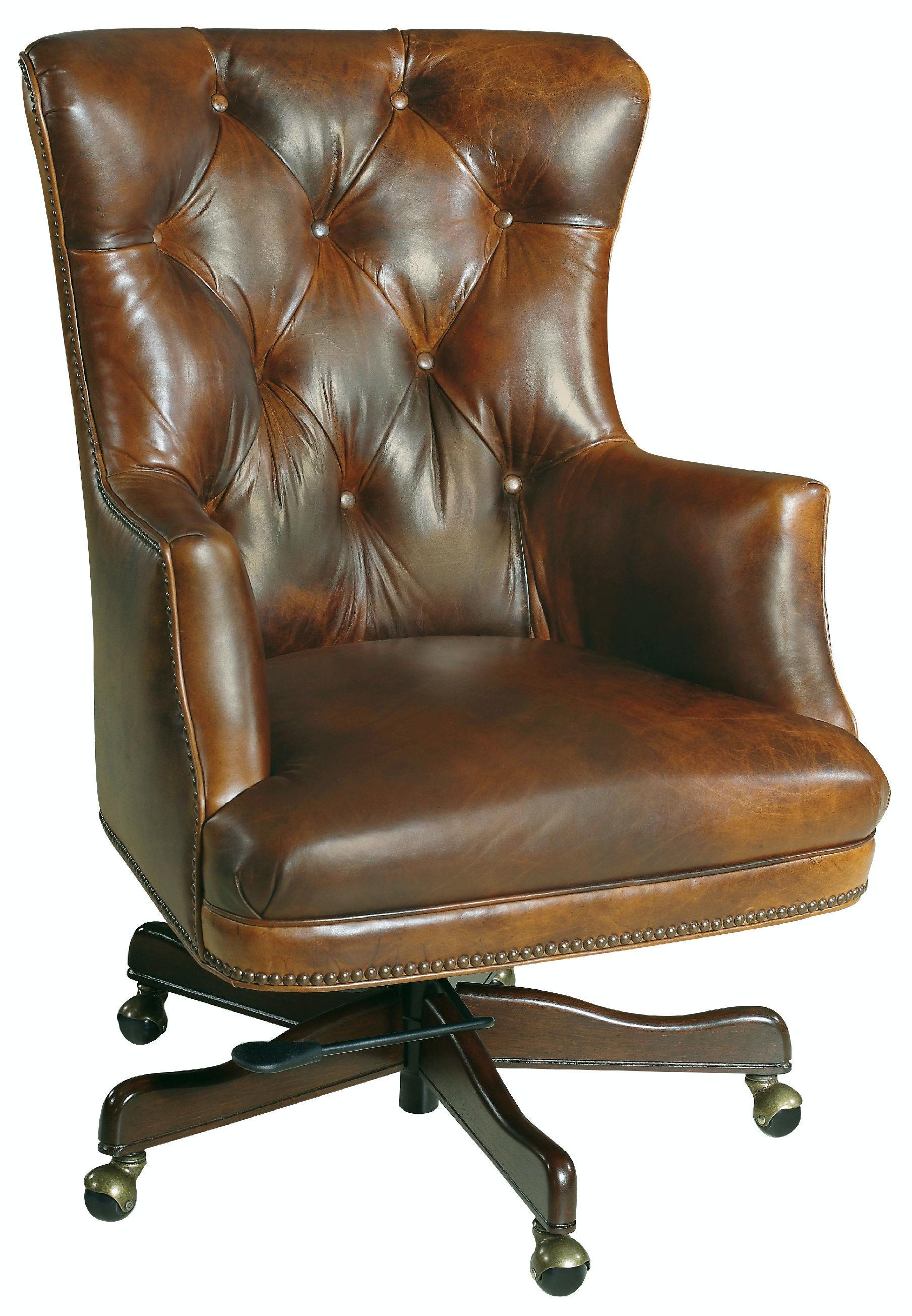 Hooker Furniture Bradley Executive Swivel Tilt Chair EC436 087