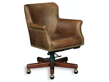 Hooker Furniture Dwight Tilt Swivel Chair EC443-088