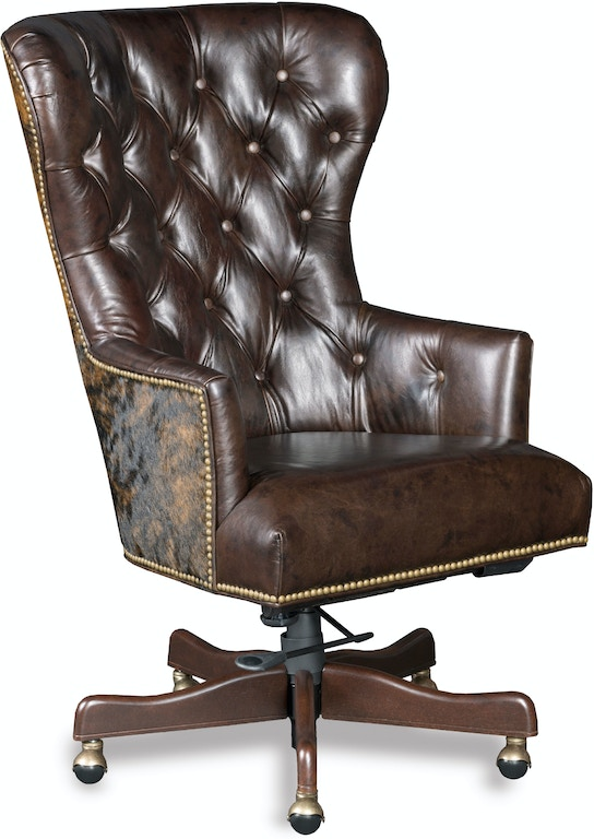 Hooker Furniture Katherine Home Office Chair Ec448 087 Stacy Furniture Grapevine Allen And