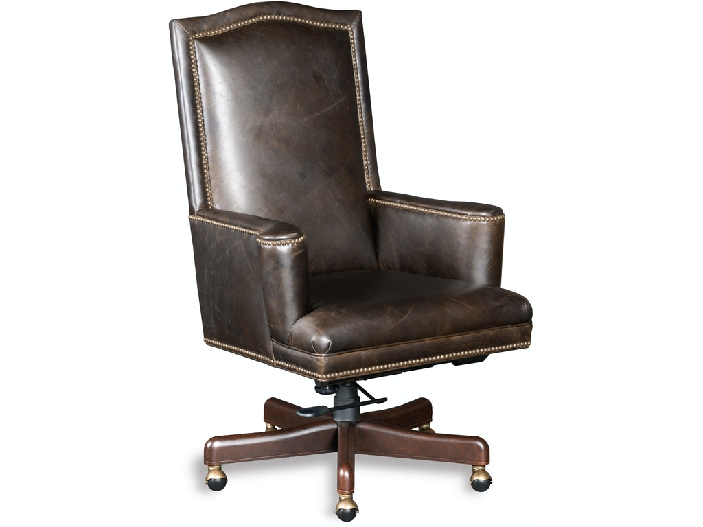 Hooker furniture cindy home office chair ec451 087 patrick furniture cape girardeau mo - Hooker home office furniture ...