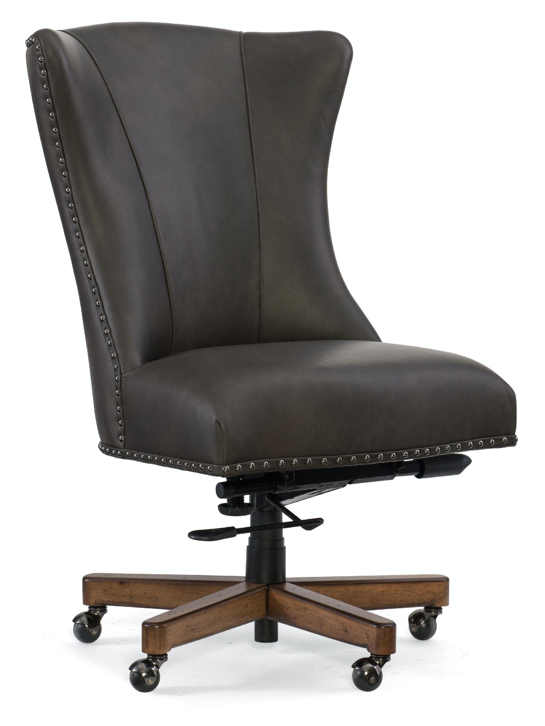 Hooker Furniture Lynn Home Office Chair 052166 Furniture Fair Cincinnati Dayton Oh And