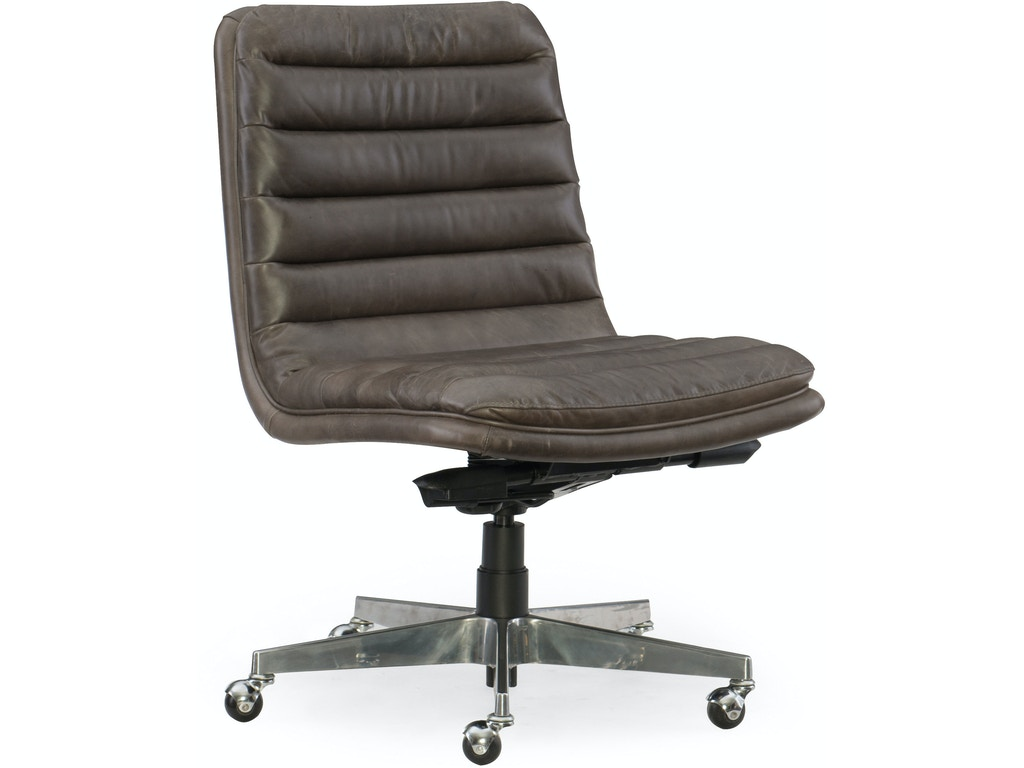 Hooker furniture wyatt home office chair ec591 ch 097 for Affordable furniture lake charles la