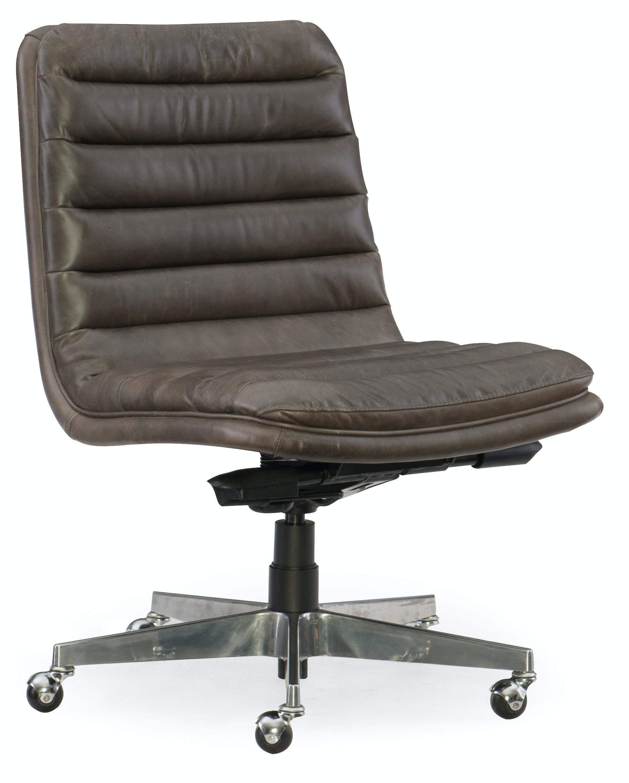 hooker furniture wyatt home office chair ec591 ch 097  rh   hookerfurniture com