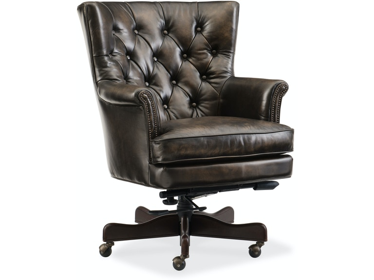 hooker furniture theodore home office chair ec594 088 charter