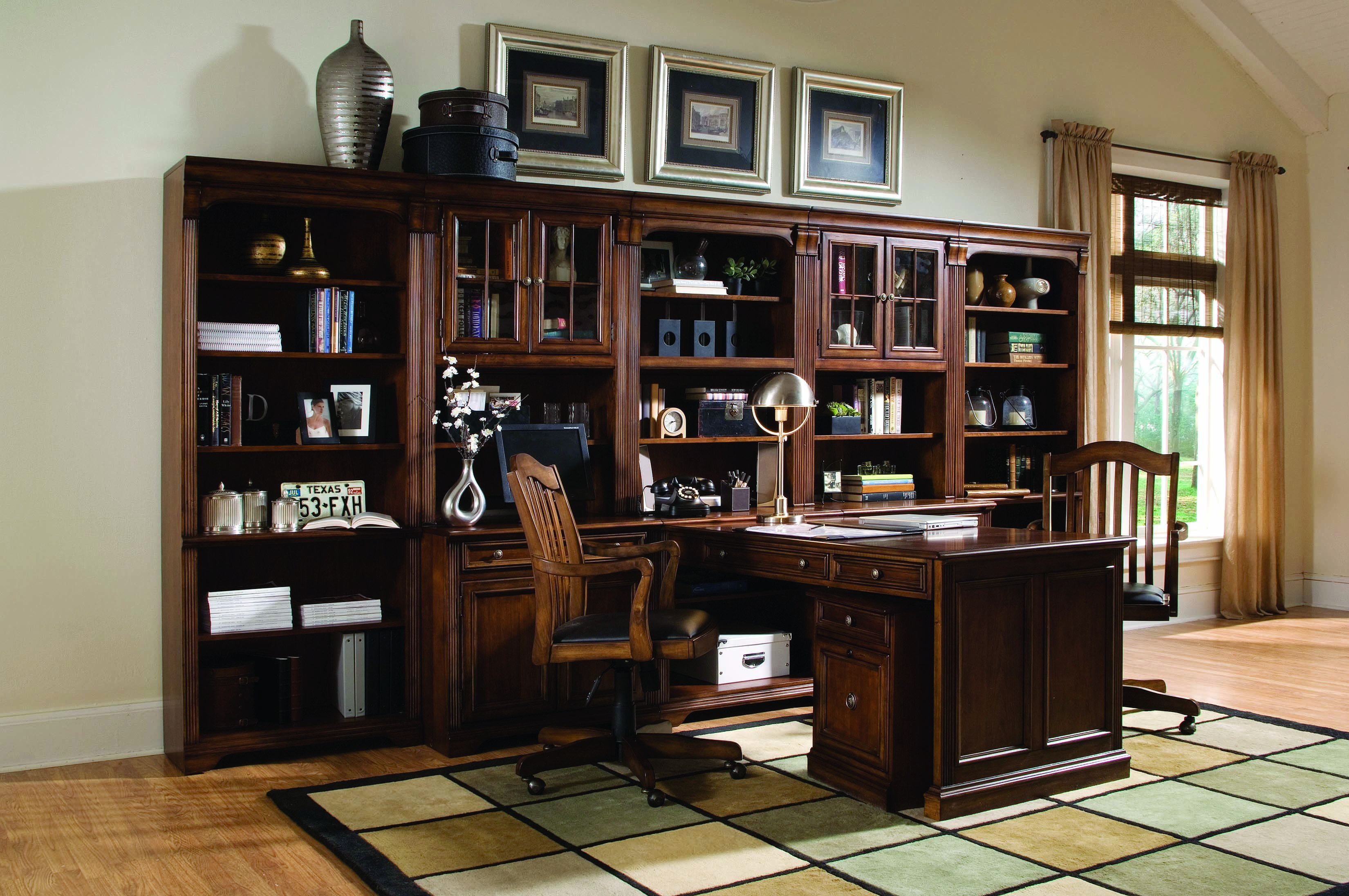 Hooker Furniture Home fice Brookhaven Modular Group