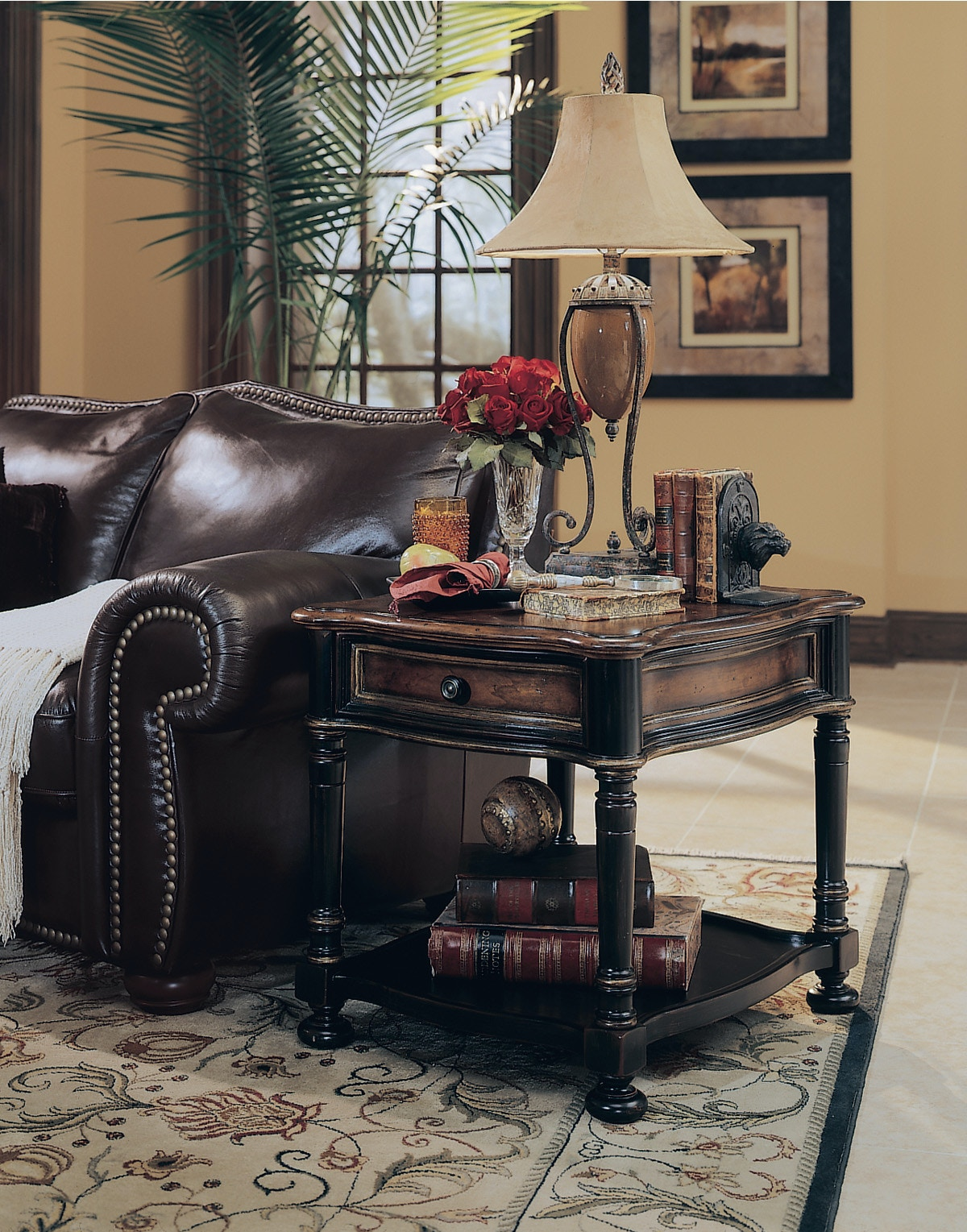 Hooker Furniture Preston Ridge End Table 864 80 113