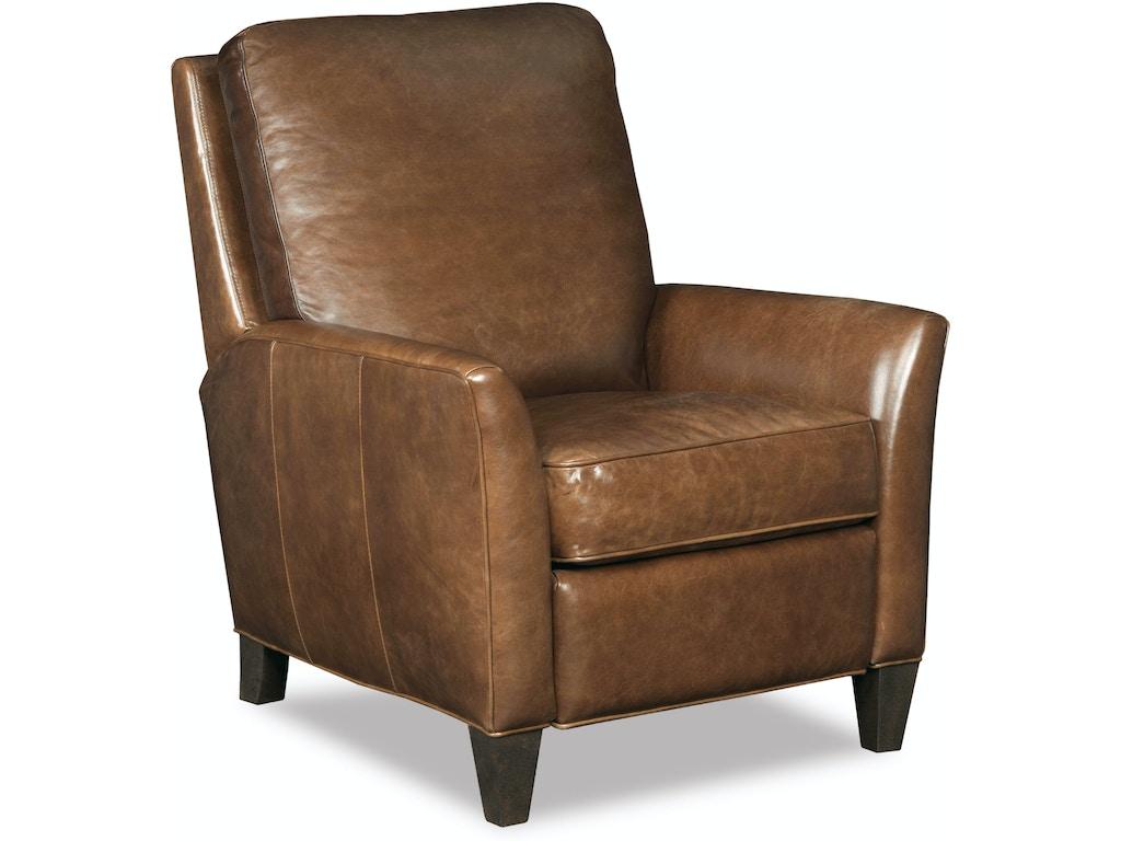 Hooker furniture living room shasta recliner rc127 085 for Hooker furniture