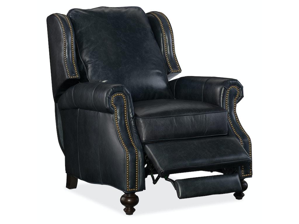Hooker Furniture Living Room Drake Recliner Rc140 048 Flemington Department Store Flemington Nj