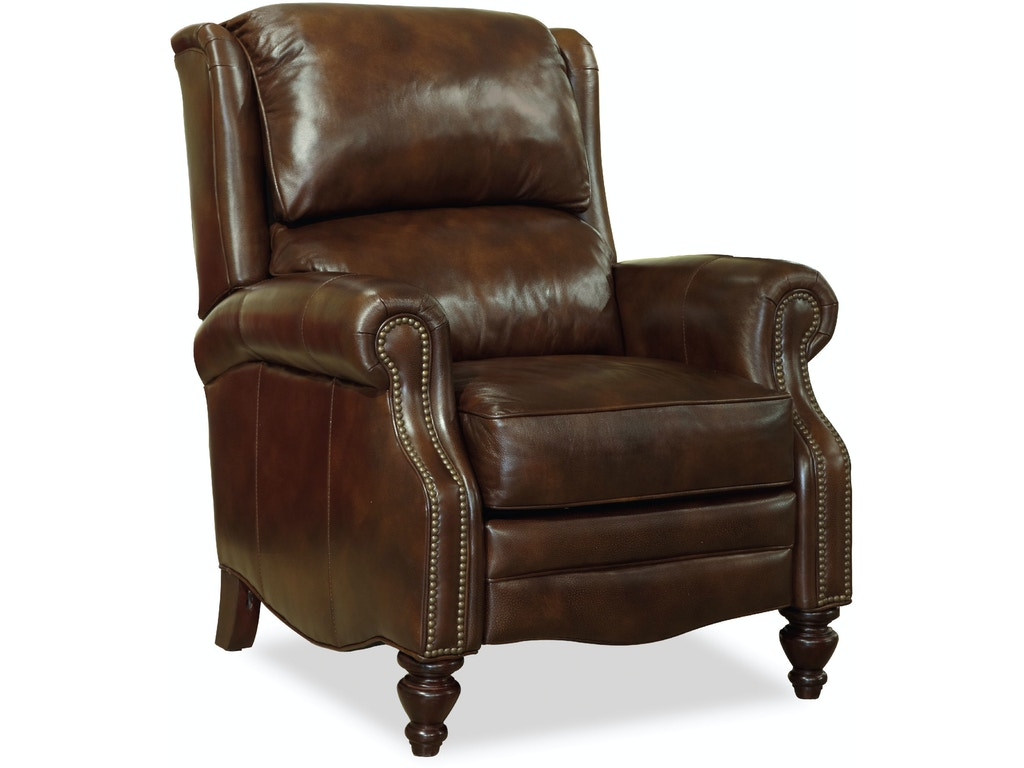Hooker furniture living room clark recliner rc168 089 for Affordable furniture lake charles la
