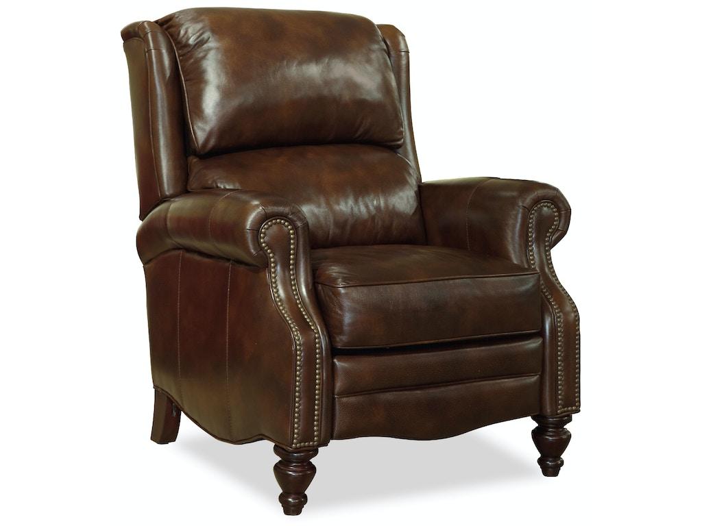 Hooker Furniture Living Room Clark Recliner Rc168 089 Flemington Department Store Flemington Nj