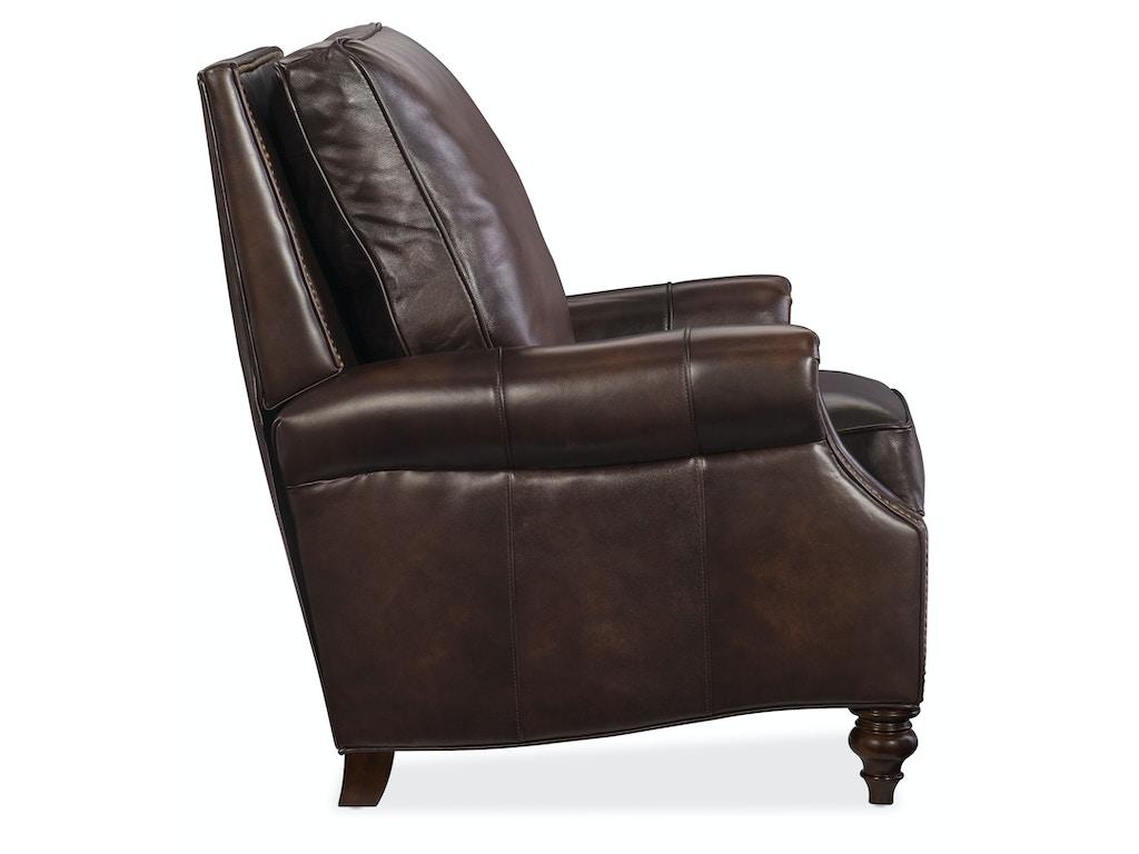 Hooker Furniture Living Room Conlon Recliner Rc185 089 Flemington Department Store