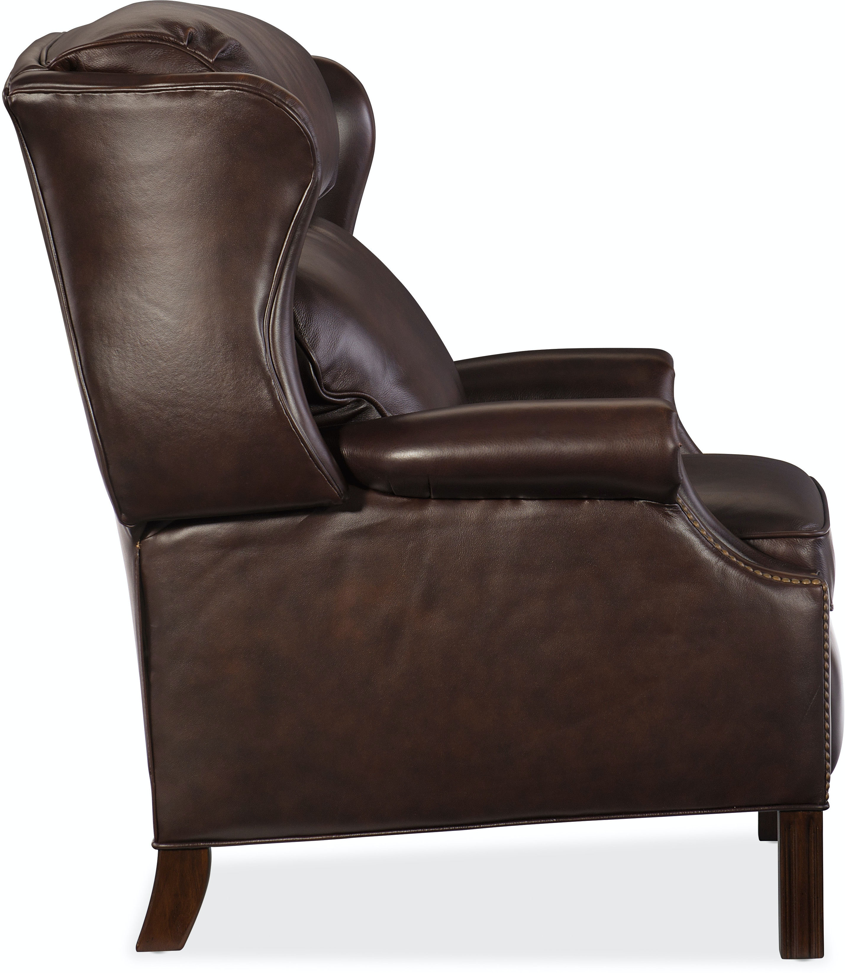 Hooker Furniture Living Room Finley Recliner Chair Rc214 203