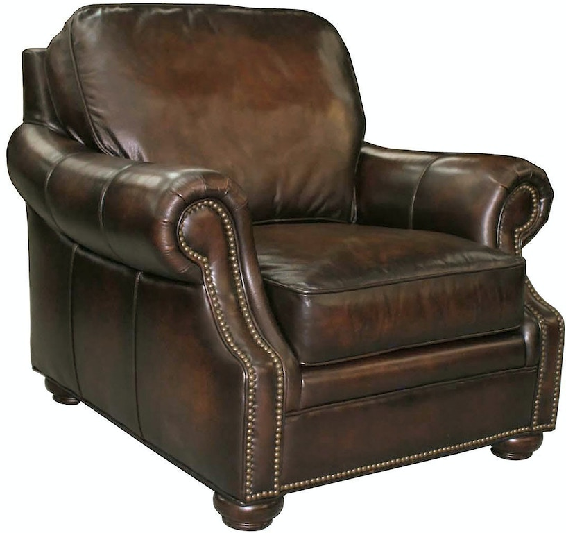 Hooker Furniture Living Room Montgomery Chair SS185-01-089