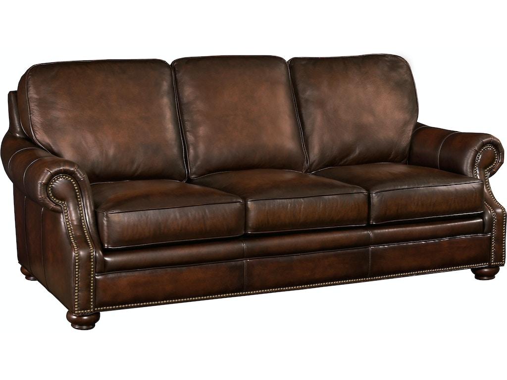Hooker Furniture Living Room Montgomery Sofa Ss185 03 089