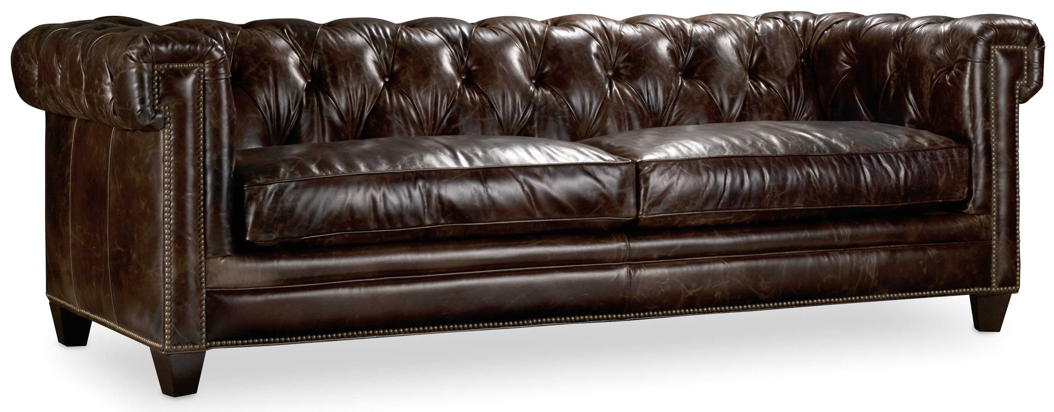 Hooker Furniture Imperial Regal Stationary Sofa. Call For Price.  SS195 03 089