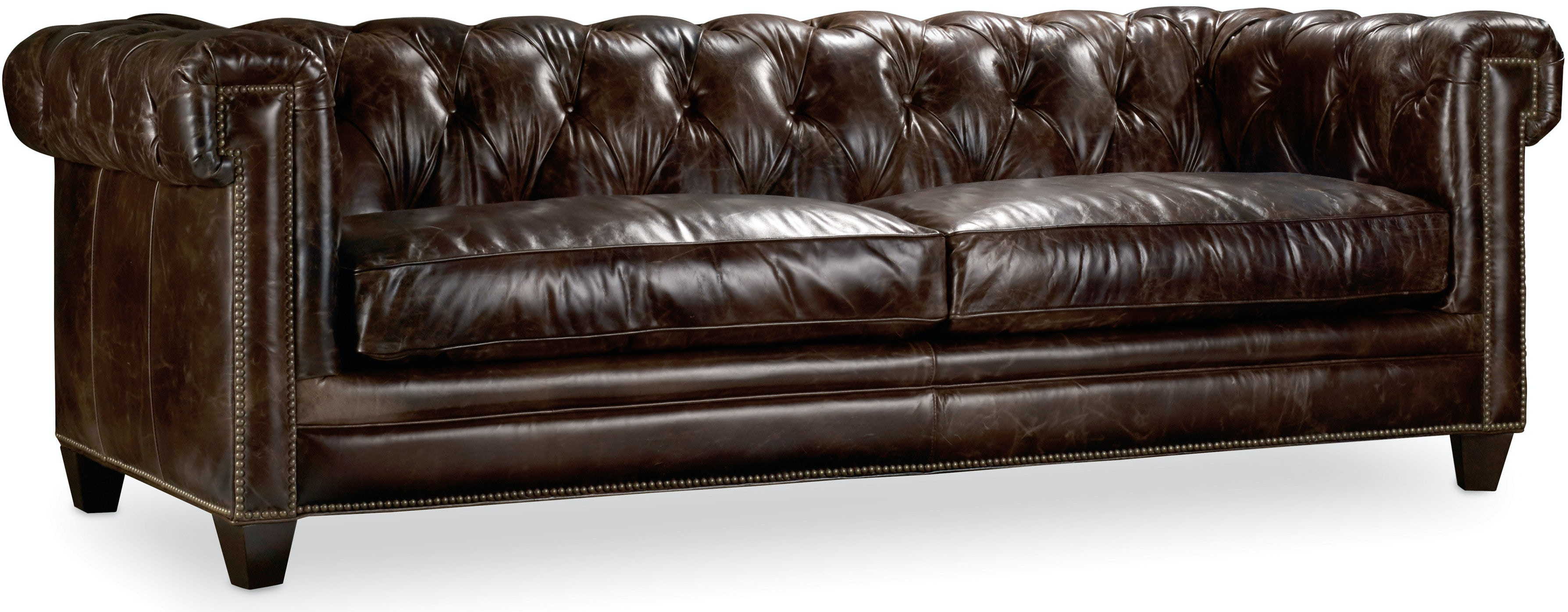 Sofas Chester Chester Sofas Compact Sofa Brown Leather