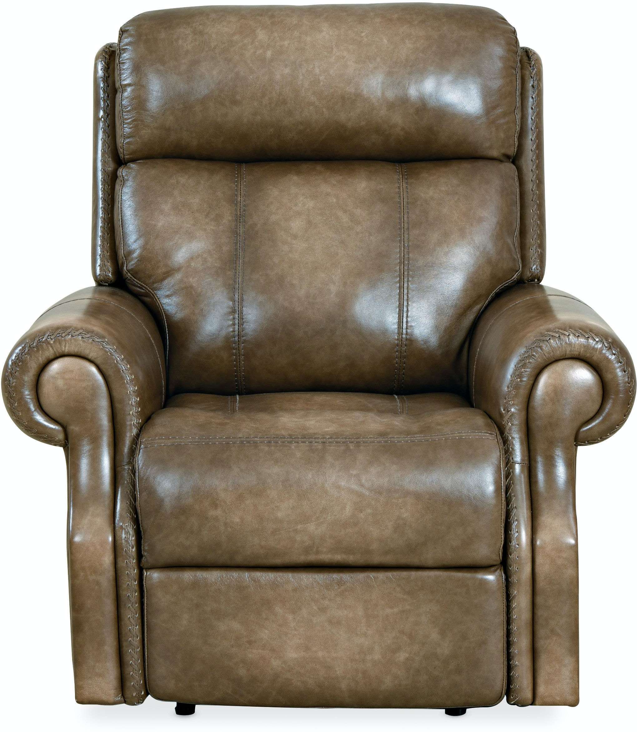 Pleasant Hooker Furniture Living Room Brooks Pwr Recliner W Pwr Pabps2019 Chair Design Images Pabps2019Com