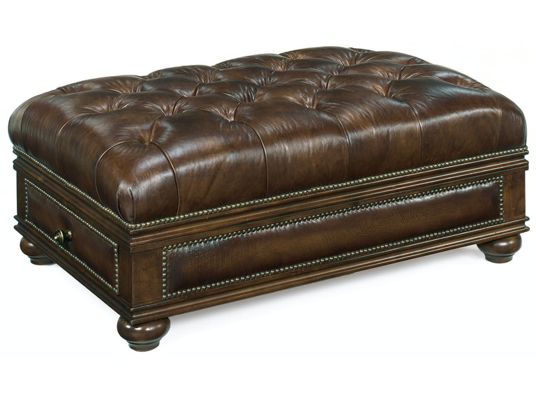 Hooker Furniture Cheshire Drawer Ottoman SS381-DO
