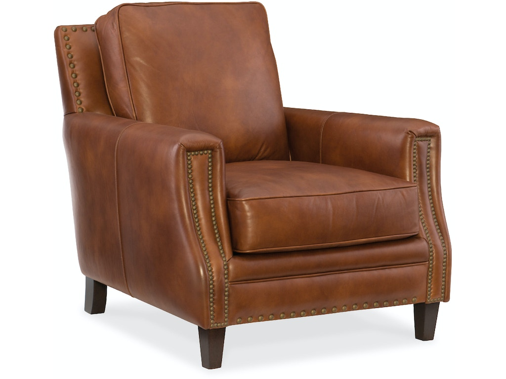 Hooker furniture living room exton stationary chair ss387 for Affordable furniture lake charles la