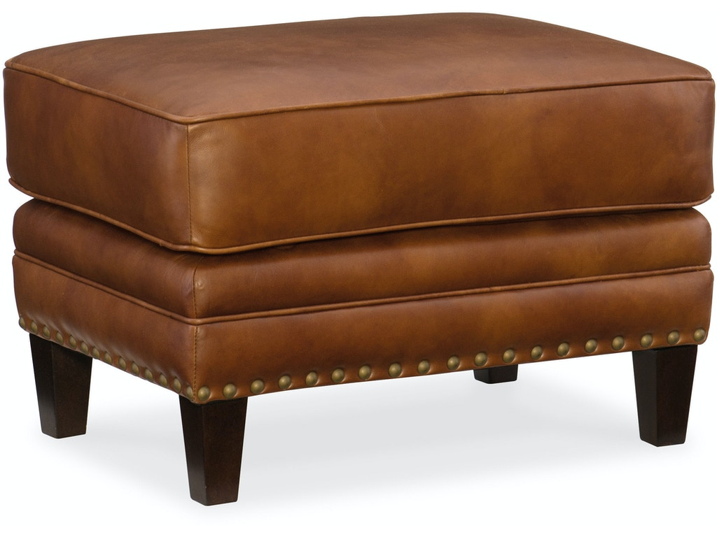 Hooker furniture living room exton ottoman ss387 ot 087 for Affordable furniture lake charles la
