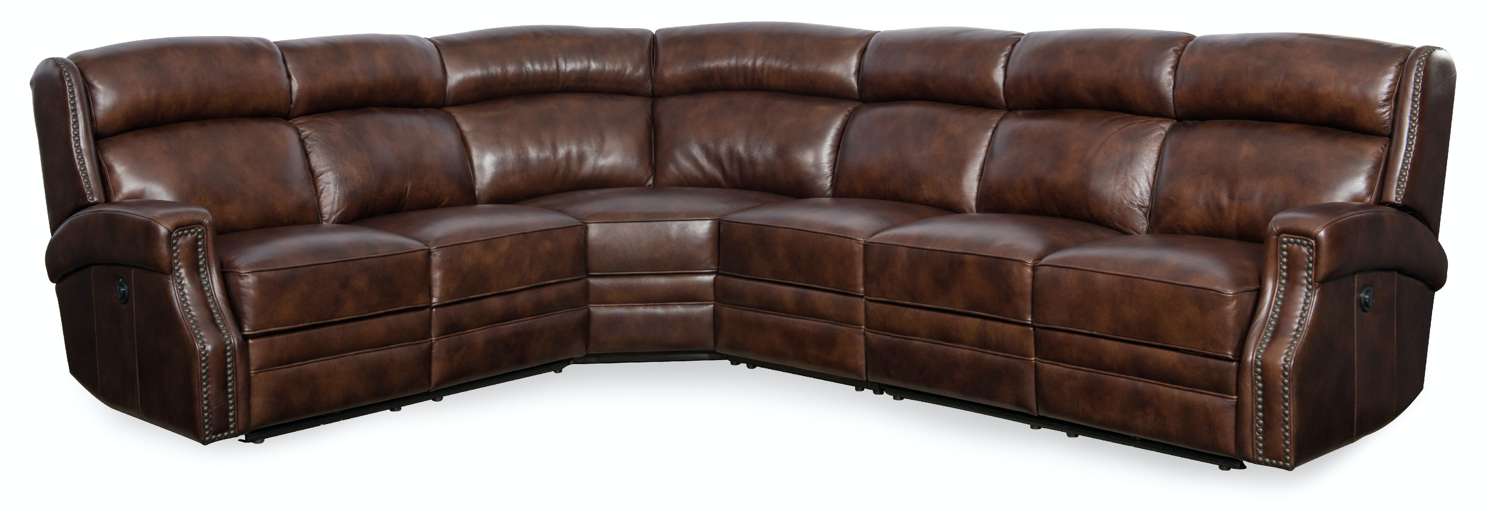 Carlisle 4 PC Power Sectional SS460-PS-188