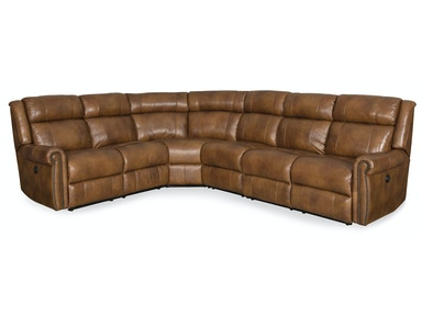 Hooker Furniture Esme 4 PC Power Sectional SS461-PS-185