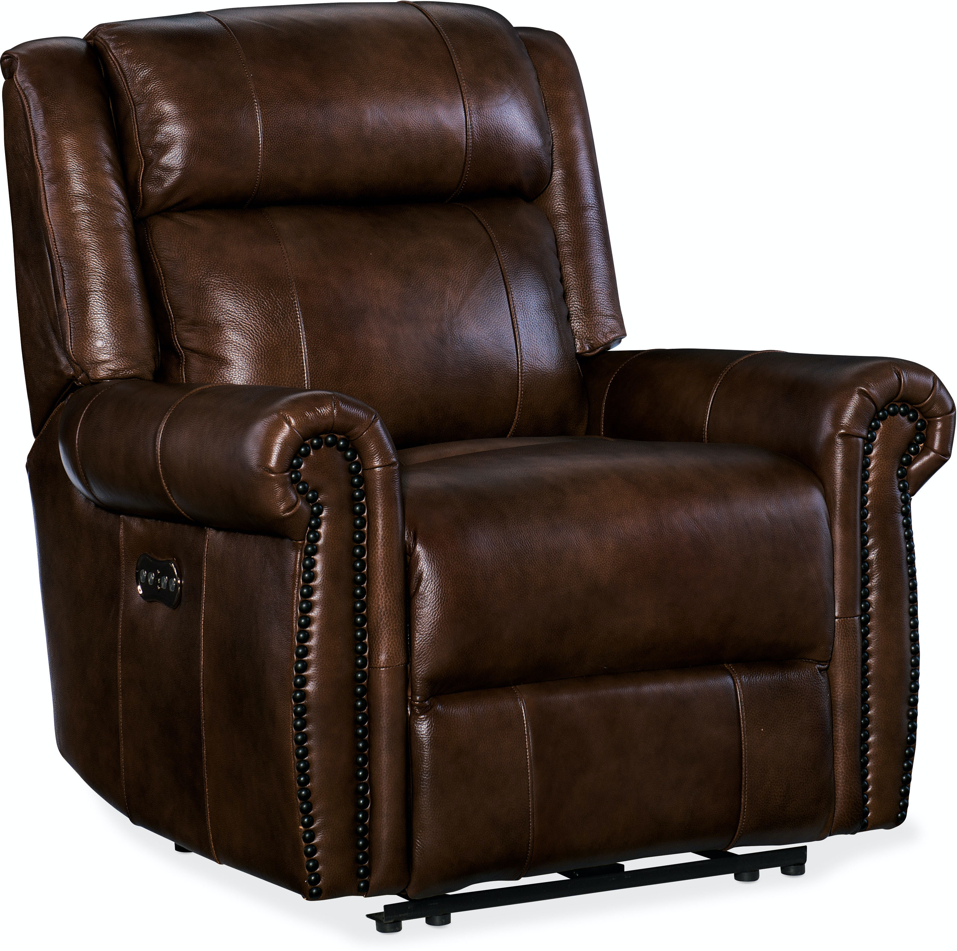 Incredible Hooker Furniture Living Room Esme Power Recliner W Power Gamerscity Chair Design For Home Gamerscityorg