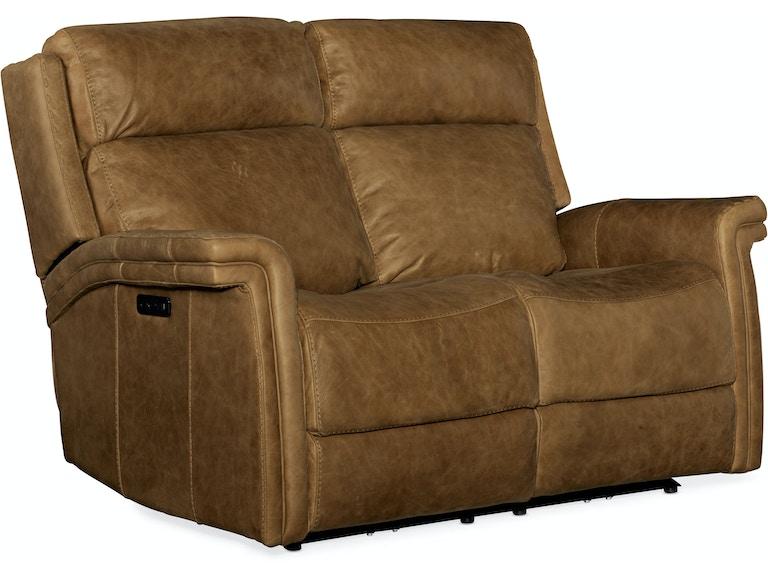 Peachy Hooker Furniture Living Room Poise Power Recliner Loveseat W Ncnpc Chair Design For Home Ncnpcorg