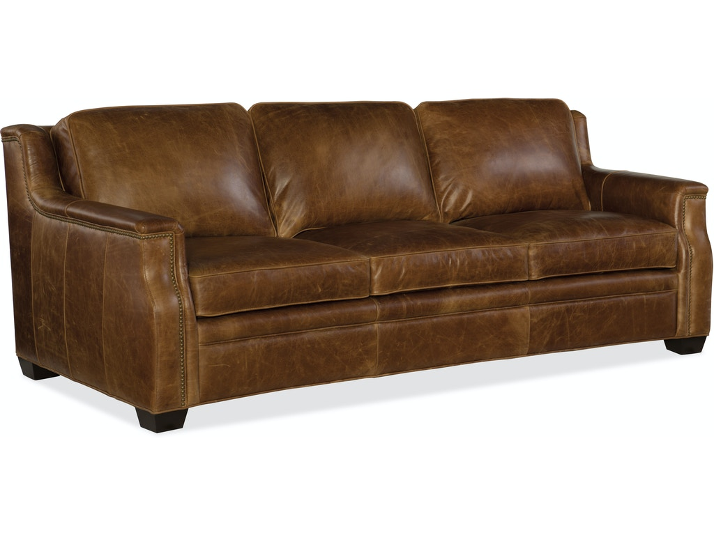 Hooker Furniture Living Room Montgomery Sofa Ss185 03 089