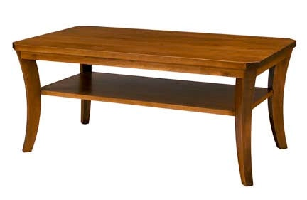 Incroyable A A Laun Furniture Rectangle Cocktail Table 6500 08