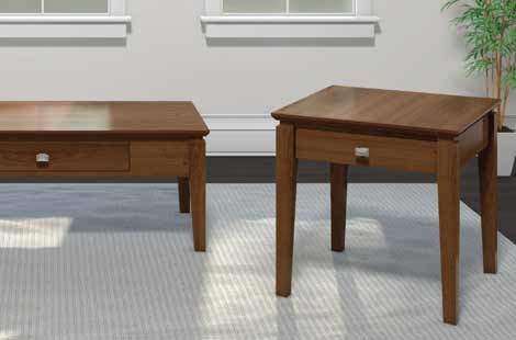 Charmant A A Laun Furniture Chairside Table 340D 09