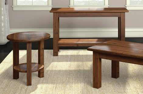 Merveilleux A A Laun Furniture Round Accent Table 7607 13