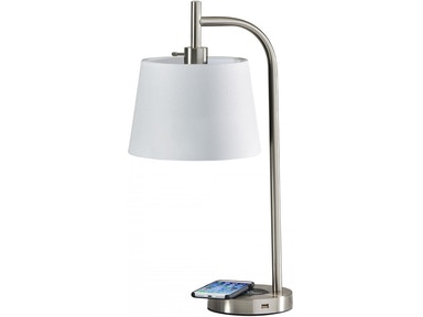 Lamps And Lighting Drake Adessocharge Table Lamp 4069 01