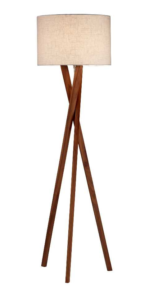 Ordinaire Adesso Lamps And Lighting Brooklyn Floor Lamp 3227 15 At Dewey Furniture