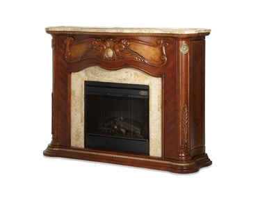 Aico Amini Innovations Fireplace Marble Top N65220M-28