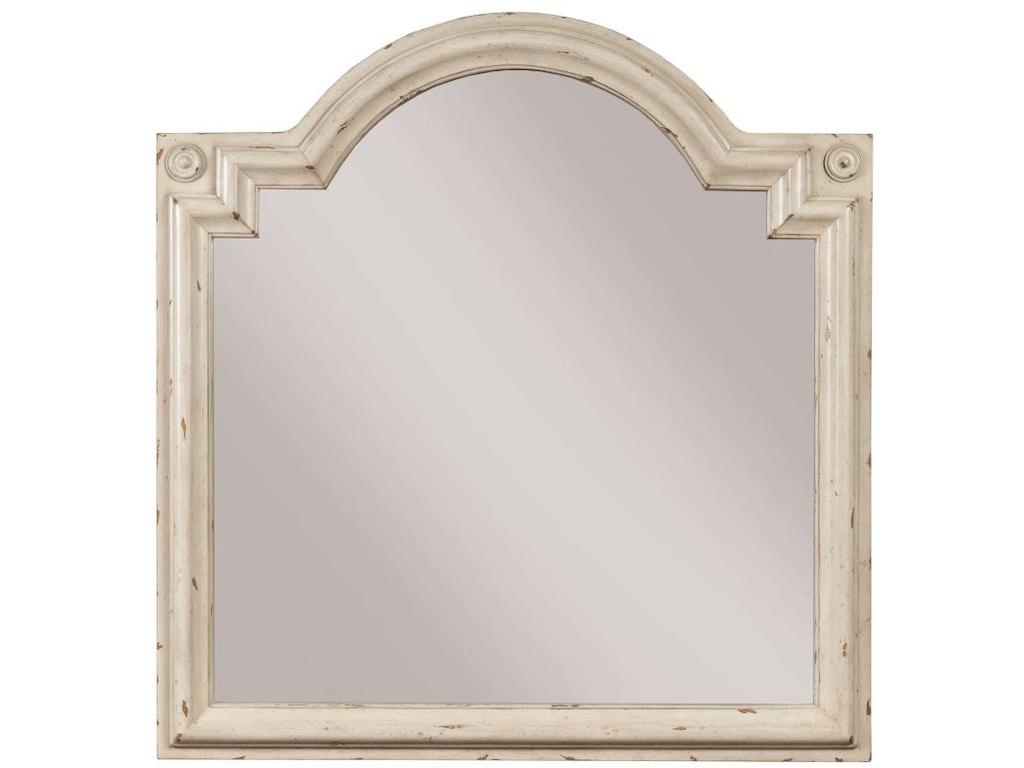 American drew accessories bureau mirror 513 040 gibson for Bureau with mirror
