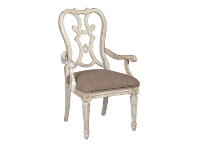 American Drew Cortona Arm Dining Chair 513-637