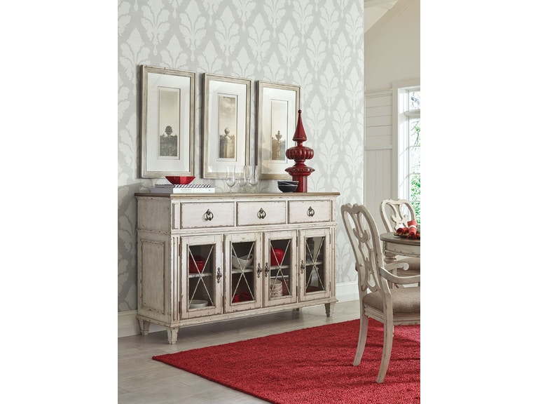 American Drew Dining Room Sideboard 513-857 - Whitley Furniture ...