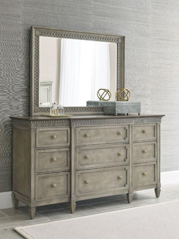American Drew Bedroom Savona Stockholm Dresser 9 Drw