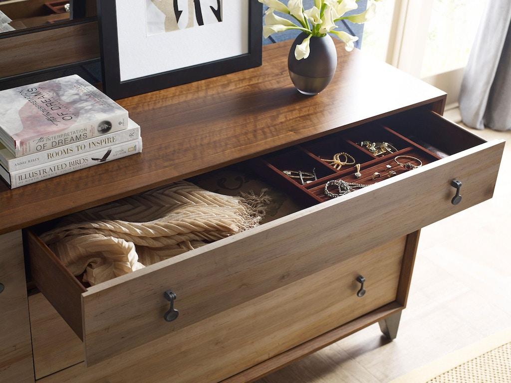 American Drew Bedroom Nouveau Maple Dresser 700 131
