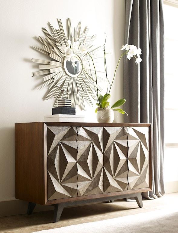 American Drew Living Room Morphe Console 700-935
