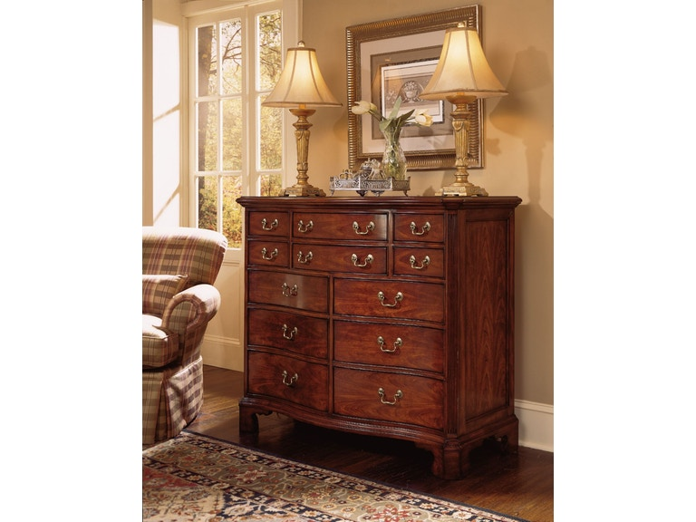 American Drew Bedroom Drawer Chest 791 215 Cherry House Furniture La Grange And Louisville Ky