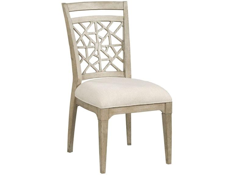 American Drew Essex Side Chair 803 636