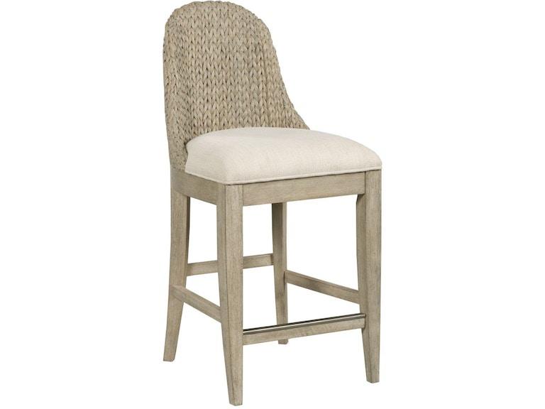 Swell American Drew Bar And Game Room Boca Woven Stool 803 690 Creativecarmelina Interior Chair Design Creativecarmelinacom