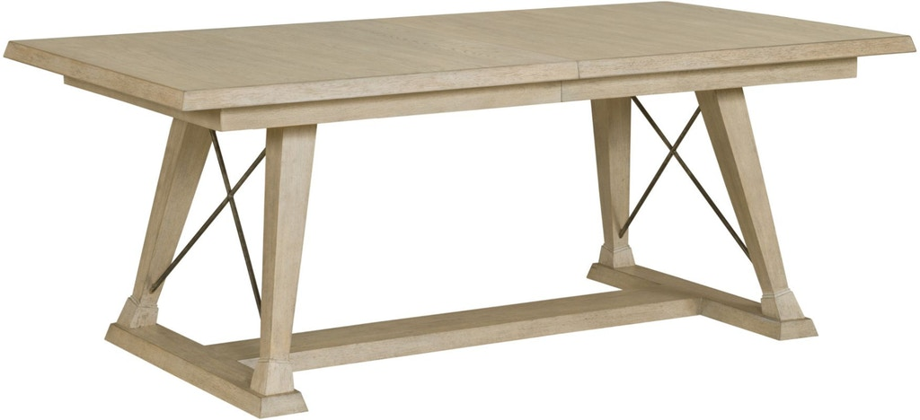 American Drew Dining Room Clayton Dining Table Complete 803 744r