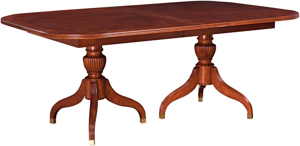 American Drew Pedestal Table 792 744R