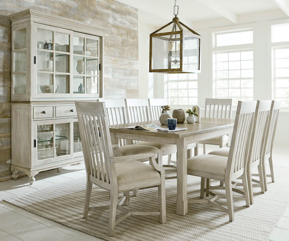 American Drew Dining Room Boathouse Dining Table 750-744