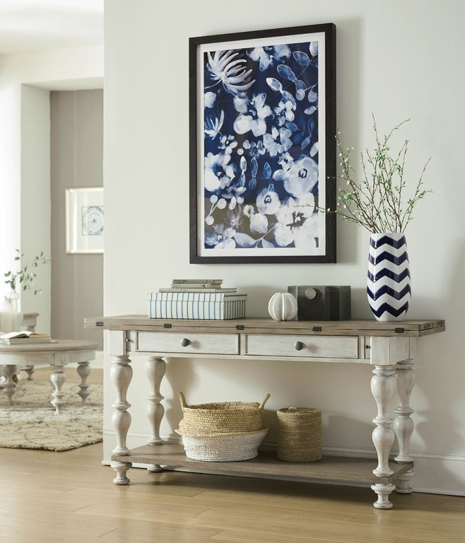 American Drew Dining Room Lakeside Flip Top Table 750 926