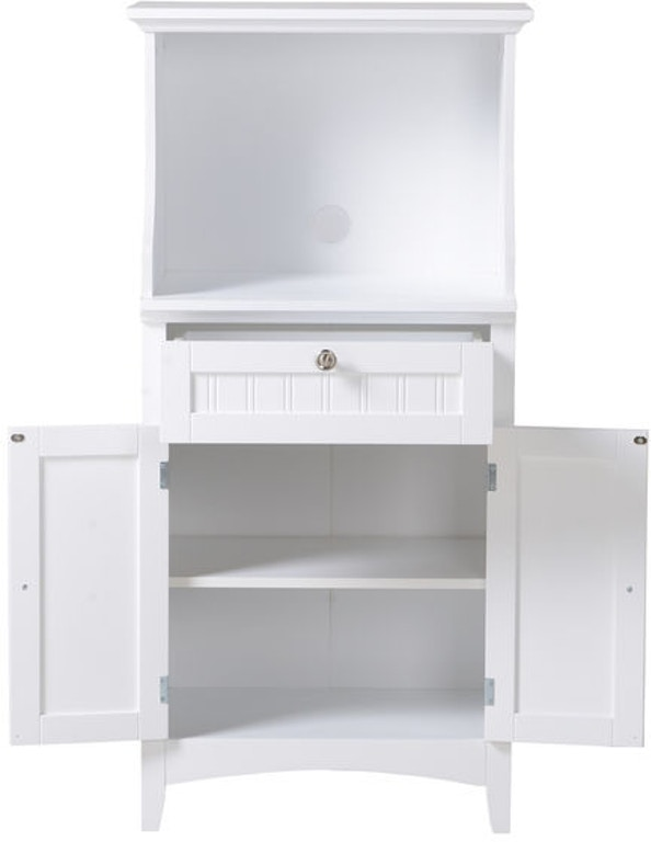 American Furniture Clics Microwave Utility Cabinet 1 25503