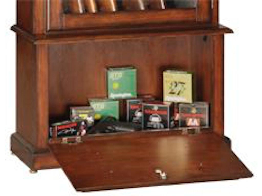 American Furniture Clics Woodmark Series 16 Gun Cabinet